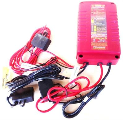 IP68 Waterproof Battery to Battery Charger